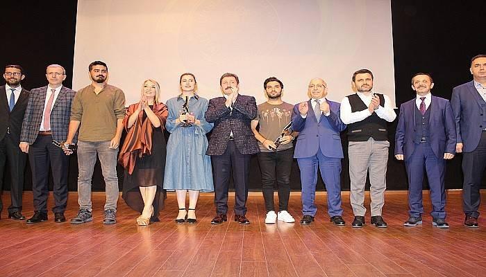 3'üncü Uluslararası Truva Atı Kısa Film Festivali Ödül töreni gerçekleştirildi