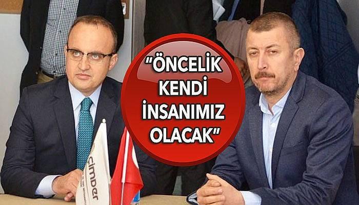 """""""Çanakkale Köprüsü, Yeni İstihdam Kapısı Haline Gelecek"""""""