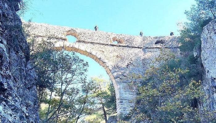 Troya'nın Yaşam Kaynağı Kemerdere' de Restorasyon