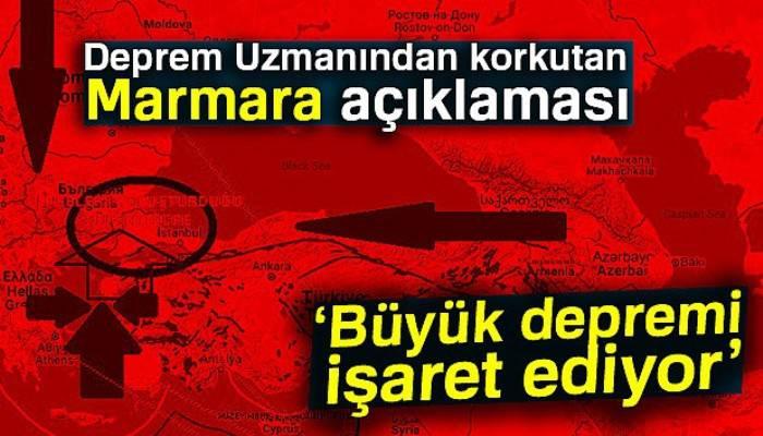 Marmara Denizi'nin aşırı sıcaklığı deprem işareti olabilir