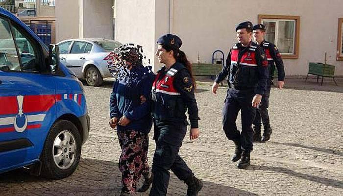Ölümle sonuçlanan kavgada anne ve kızı tutuklandı!