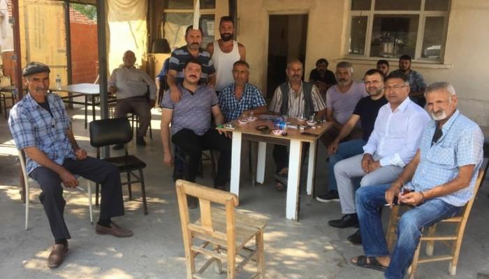 Chp Milletvekili Özcan Purçu Ezine'de