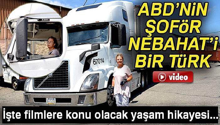 ABD'nin Şoför Nebahat'i bir Türk: Adanalı Ayşe Erdoğan