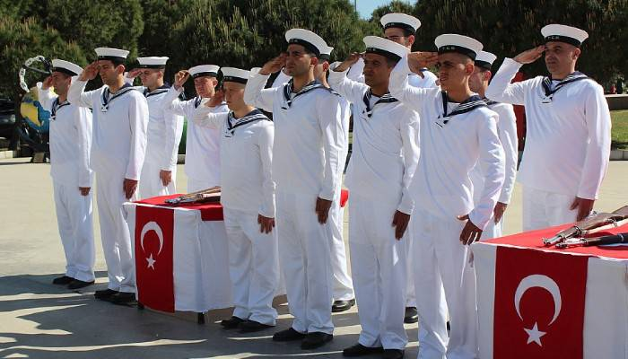 Temsili askerlik töreni gerçekleştirildi (VİDEO)