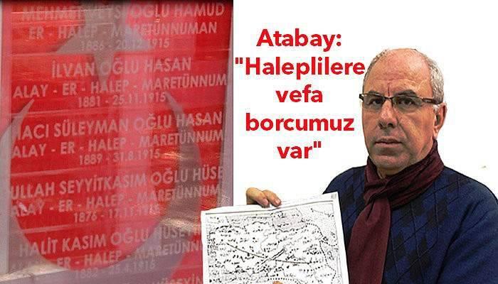 Çanakkale muharebelerinde 507 Halepli şehit düştü