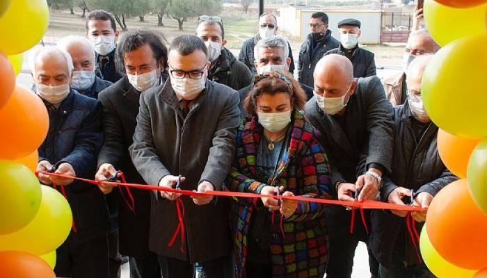 Kavruz Organik Gurme Lezzetler Mağazası Kepez'de açıldı