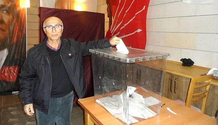 Gökçeada CHP'de İsmail Öztürk kazandı