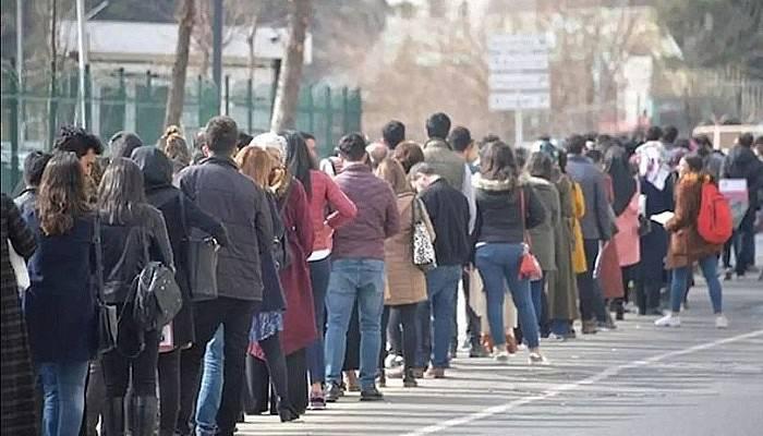 İşsizlik oranı Arttı, En Çok İşsiz Kalan 15-24 Yaş Grubu