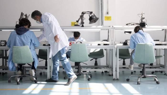 Mesleki Eğitimde AR-GE Merkezlerine 23 Milyon Lira Proje Desteği