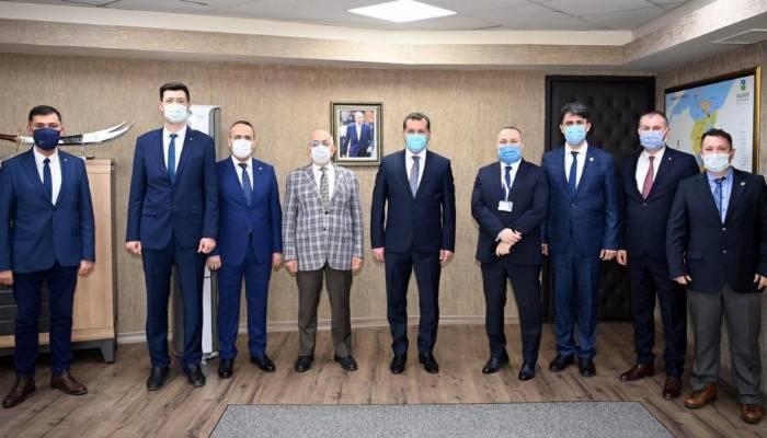 ÇOMÜ ve Balıkesir Büyükşehir Belediyesi arasında protokol