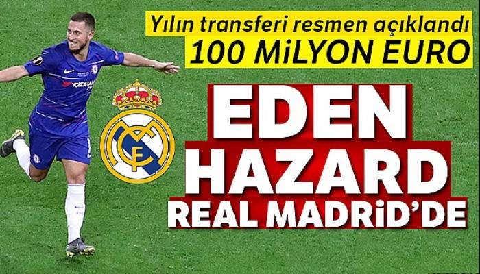 Eden Hazard, Real Madrid'de