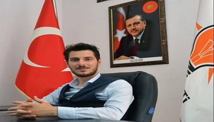 AK Parti İl Gençlik Kolları Başkanı Ceyhan'dan açıklama