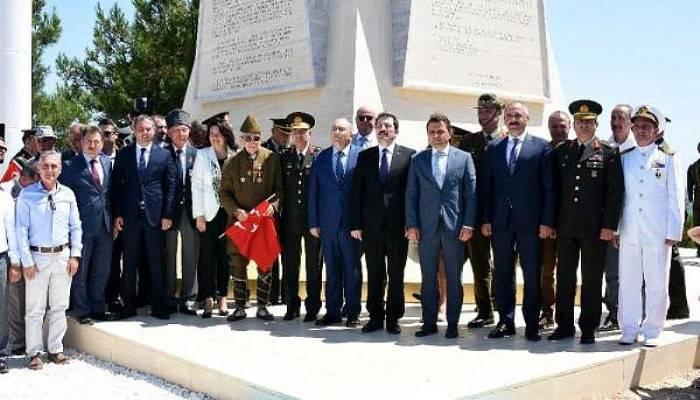 Anafartalar Zaferi'nin 104'üncü Yıl Dönümü Kutlandı