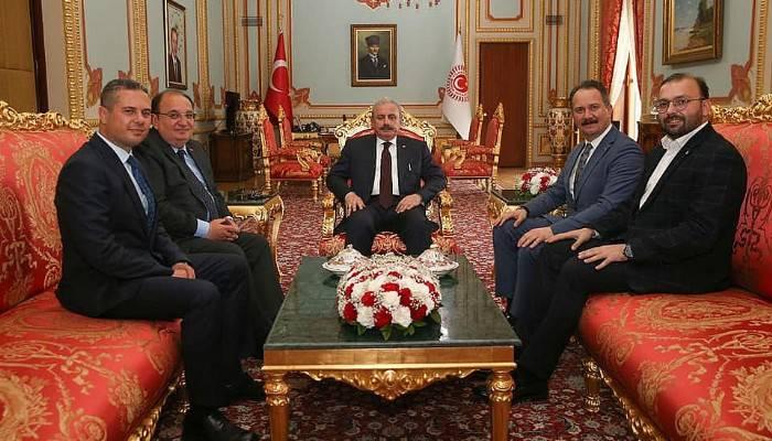Yıldız, Marmara Bölgesi İl Başkanları Toplantısı'na katıldı