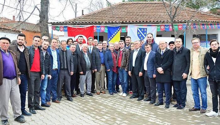 Boşnak gazeteciler Çanakkale'de