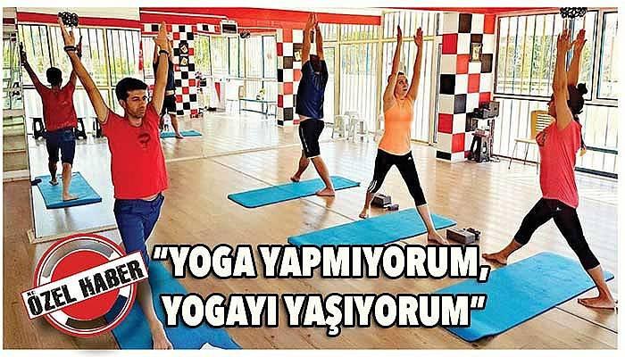 İranlı yoga eğitmeni Çanakkale'de eğitim vermeye başlıyor