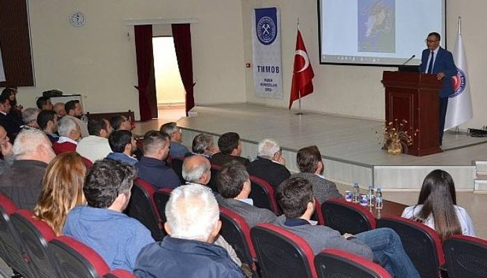 Çanakkale Bölgesi Maden Potansiyeli Çalıştayı açılış töreni gerçekleşti