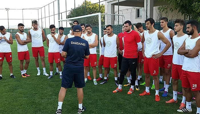 Dardanelspor'un rakibi Edirnespor