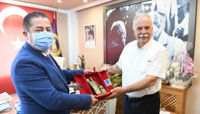 Başkan Gökhan'dan 'Ahilik Haftası' Ziyaretleri