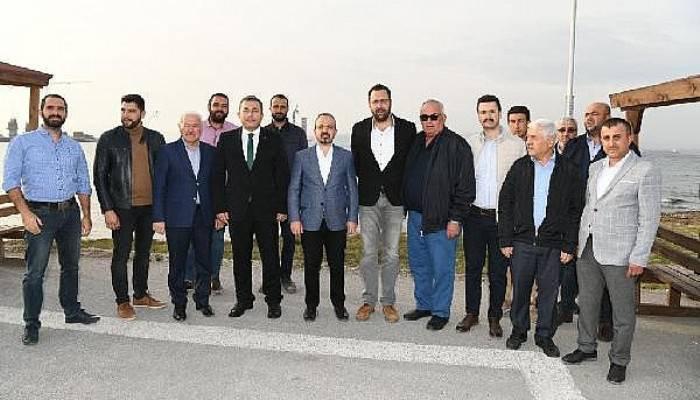 AK Parti'li Turan: Köprü ile beraber yeni sanayi planlarına ihtiyaç duyulacak
