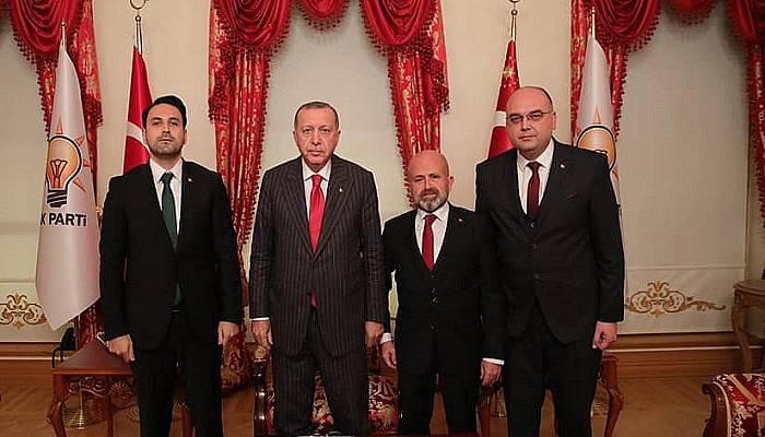 AK Parti Çanakkale İl BaşkanıNaim Makas Oldu