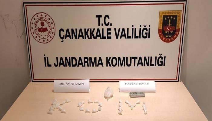 Çanakkale'de 3 zehir taciri tutuklandı