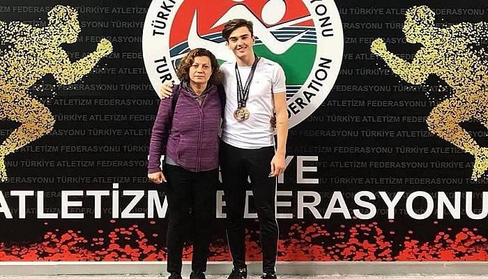 Korkmaz Türkiye Şampiyonu Oldu