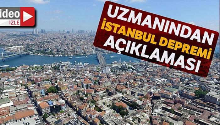 Prof. Dr. Şener Üşümezsoy: 'İstanbul'da faylar Ege Denizi'nden çok daha rahat'