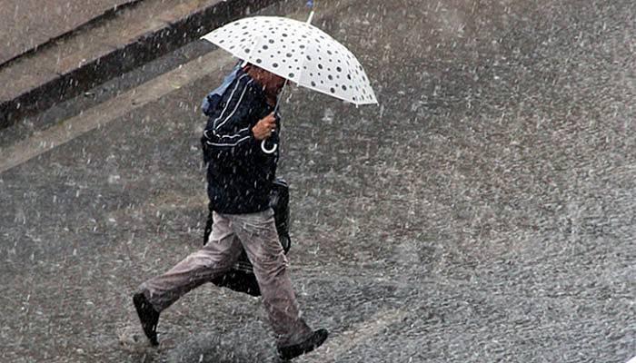 Çanakkale'de kuvvetli sağanak yağış bekleniyor