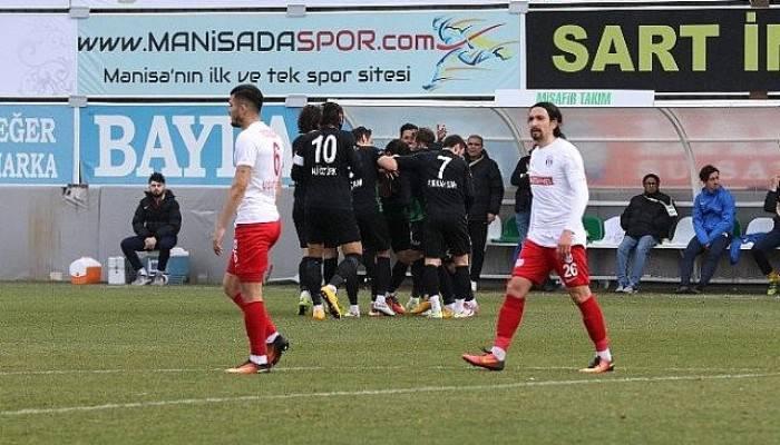 Dardanelspor 5-1 mağlup oldu