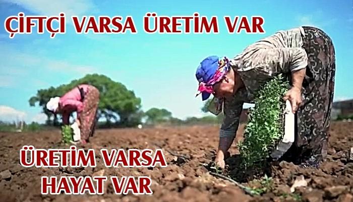 Bayramiç Ziraat Odasından Videolu Çiftçiler Günü Kutlaması (VİDEO)