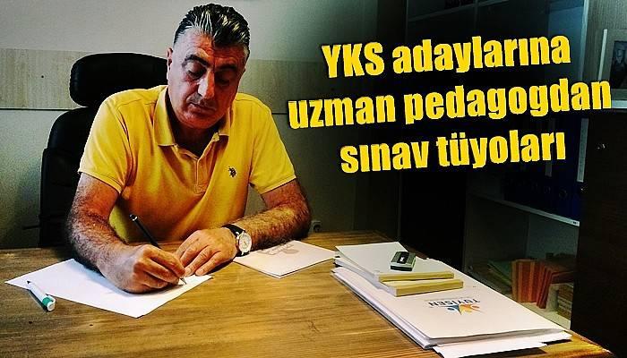 YKS adaylarına uzman pedagogdan sınav tüyoları (VİDEO)