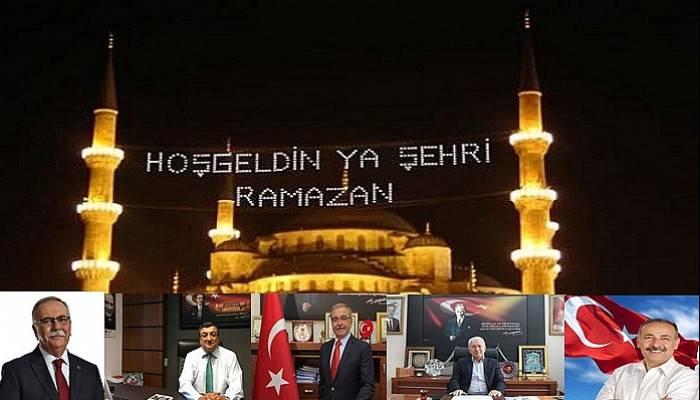 Ramazan Ayı İyi Dileklerle Başladı; İşte Başkanların Mesajları