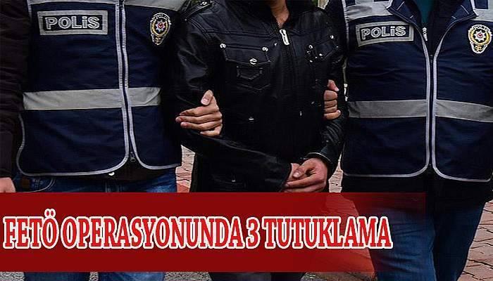 17 kişiden 3'ü tutuklandı