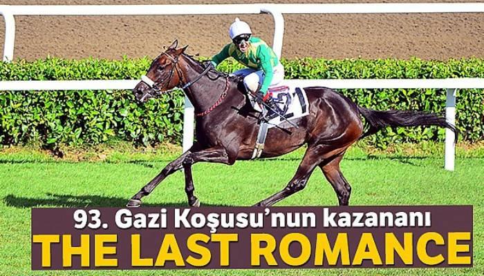 93. Gazi Koşusu'nun galibi The Last Romance