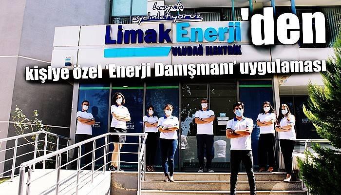 Limak Enerji'den kişiye özel 'Enerji Danışmanı' uygulaması