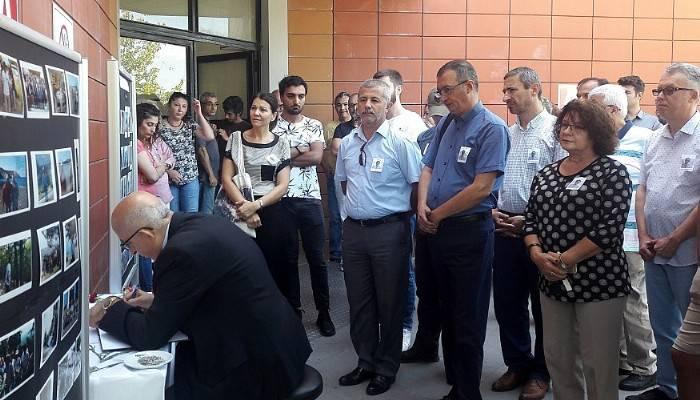 Merhum Prof. Dr. Cengiz Akbulak İçin Anma Töreni Düzenlendi