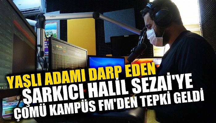 O radyoda Halil Sezai şarkıları çalmayacak (VİDEO)
