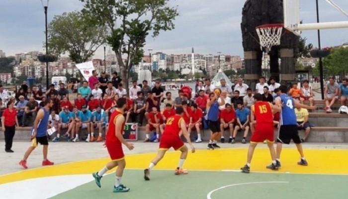 3X3 Sokak Basketbolu Heyecanı Başlıyor