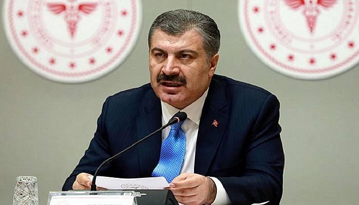 Sağlık Bakanı Koca son durumu açıkladı: Koronavirüste can kaybı 75'e yükseldi