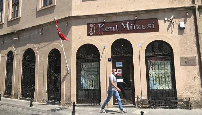 Kent Müzesi Çanakkale'nin Geçmişine Işık Tutuyor