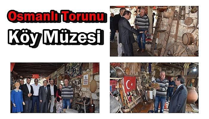 Osmanlı Torunu Köy Müzesi