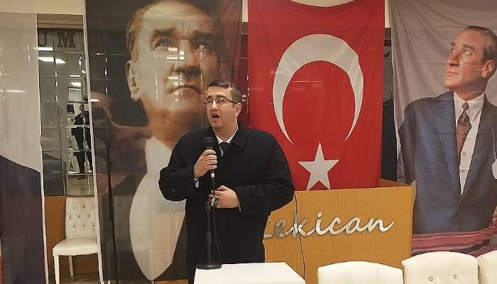 Biga CHP Osman Öztürk Dönemi Başladı