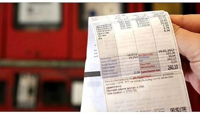EPDK'dan elektrik ve doğal gaz faturası açıklaması!