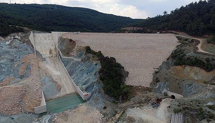 5 bin 750 dekar zirai araziyi suyla buluşturacak