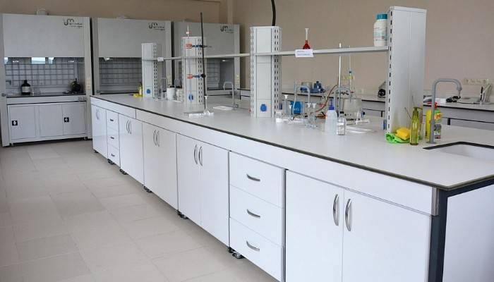 Mühendislik Fakültesinde Genel Kimya Laboratuvarı Açıldı