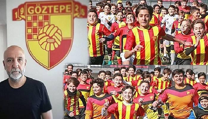 Göztepe Futbol Okulu Çanakkale'de