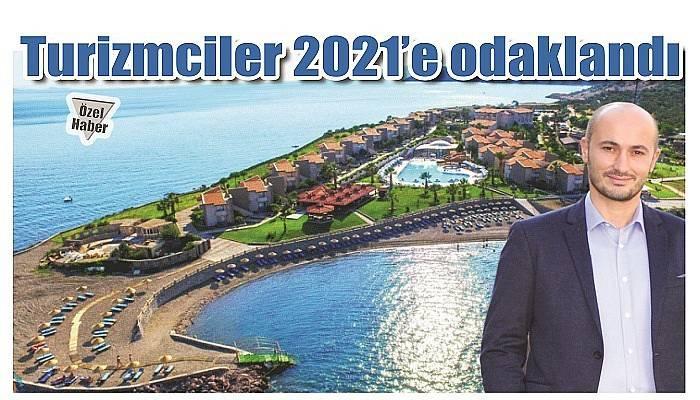 Turizmciler 2021'e odaklandı