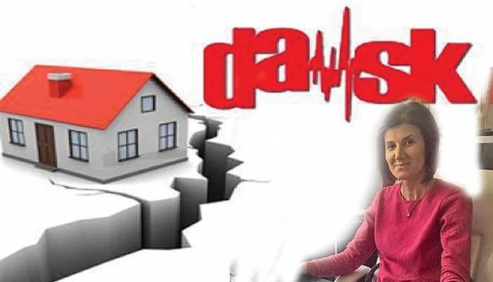 Deprem Korkusu DASK'ı Hatırlatıyor