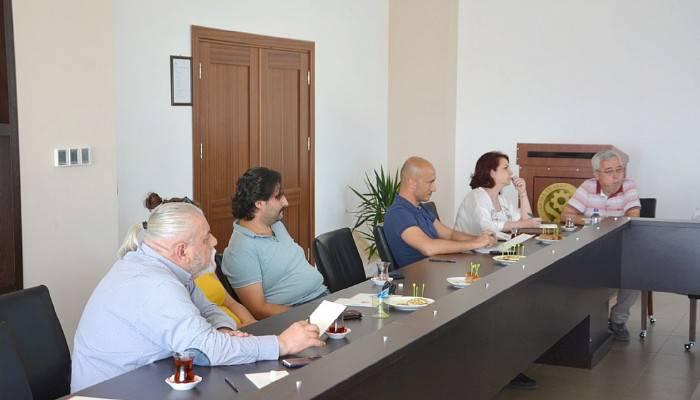 ÇTSO'da sinerji toplantısı